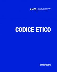 Codice etico ance OTTOBRE 2014