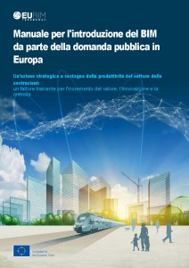 copertina manuale ue BIM GROW-2017-01356-00-00-IT-TRA-00